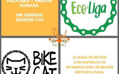 Alianza de envío ECO- Sustentable